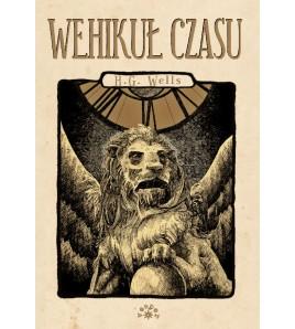 WEHIKUŁ CZASU - H.G. Wells (oprawa miękka)