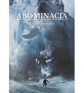 ABOMINACJA - Dan Simmons (oprawa Twarda) - Powystawowa