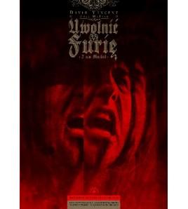 UWOLNIĆ FURIĘ. I Am Morbid - David Vincent, Joel McIver (oprawa twarda)