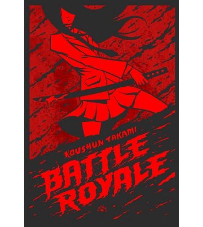 BATTLE ROYALE - Koushun Takami (Oprawa twarda)