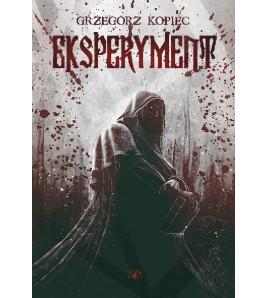 EKSPERYMENT - Grzegorz Kopiec (Oprawa twarda)