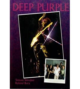 Deep Purple - Szmajter Tomasz (oprawa miękka) - Powystawowa