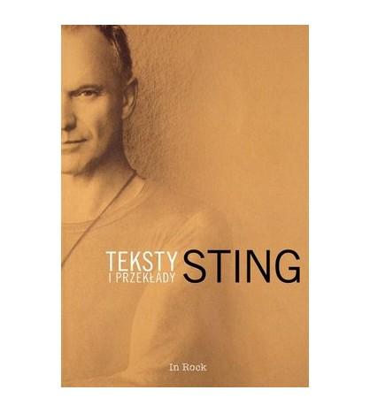 Sting. Teksty i przekłady - powystawowa