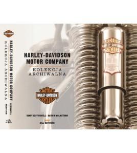 Harley Davidson motor Company kolekcja archiwalna (Album-twarda) Powystawowa