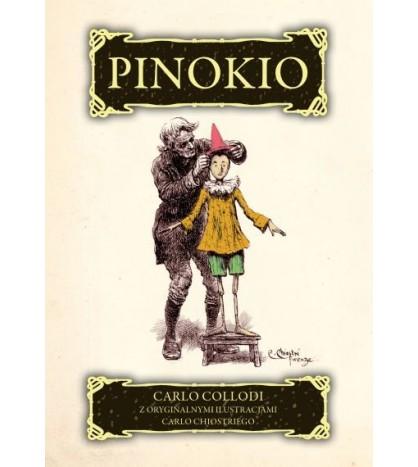 PINOKIO - Carlo Collodi (oprawa twarda)