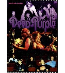 Deep Purple - Szmajter Tomasz, Roland Bury (oprawa miękka) - Powystawowa