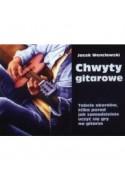 Chwyty gitarowe - Wenclewski Jacek (oprawa miękka)-Powystawowa