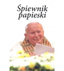 Śpiewnik papieski (oprawa miękka)-Powystawowa