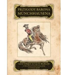 Przygody Barona Munchhausena - Burger Gottfried August (oprawa twarda)