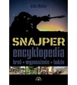 SNAJPER. ENCYKLOPEDIA - John Walter (oprawa twarda)-Powystawowa
