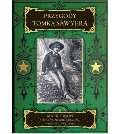 Przygody Tomka Sawyera - Mark Twain (oprawa miękka)