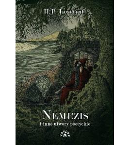 NEMEZIS i inne utwory poetyckie - H.P. Lovecraft (oprawa twarda)-Powystawowa