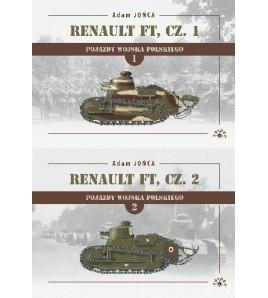 Renault FT. Tom 1 część 1 + 2