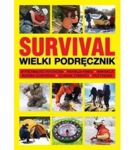 Survival. Wielki podręcznik - Chris McNab (oprawa twarda)
