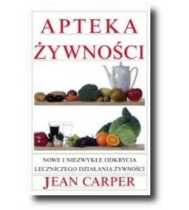 Apteka żywności - Carper Jean (oprawa miękka)