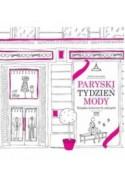 PARYSKI TYDZIEŃ MODY. Książka kolorowych zakupów - Zoe De Las Cases (oprawa miękka)