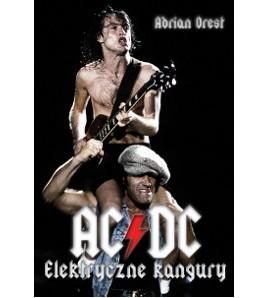 AC/DC Elektryczne kangury - Adrian Drest (oprawa miękka)
