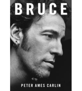 BRUCE - Peter Ames Carlin (oprawa twarda)