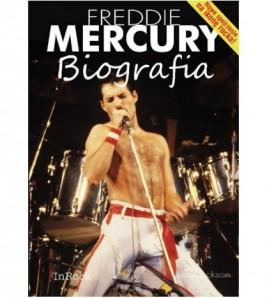 FREDDIE MERCURY. Biografia - Laura Jackson (oprawa miękka)