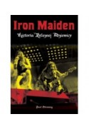 Iron Maiden. Historia Żelaznej Dziewicy - Paul Stenning (oprawa miękka)