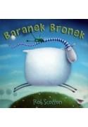 Baranek Bronek - Rob Scotton (oprawa twarda)