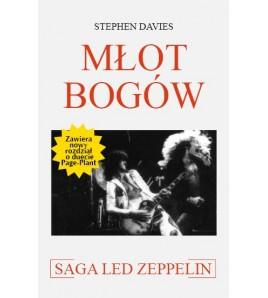 Młot Bogów Saga LED ZEPPELIN - Stephen Davies (oprawa miękka)