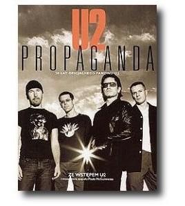 U2 Propaganda. 20 lat oficjalnego fanzimu U2 - opracowanie zbiorowe (oprawa twarda)