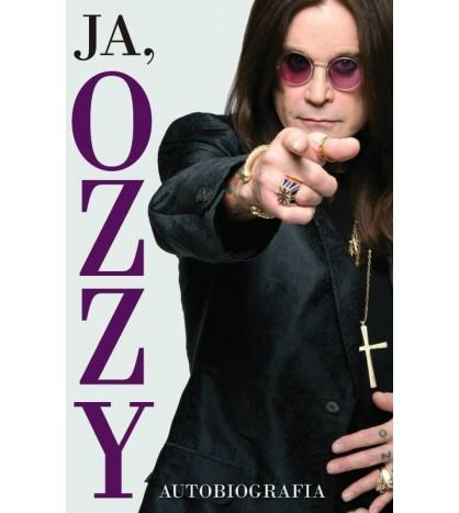 JA, OZZY. AUTOBIOGRAFIA - Ozzy Osbourne (oprawa miękka)