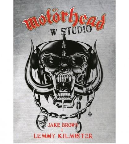 MOTÖRHEAD W STUDIO - Jake Brown i Lemmy Kilmister (oprawa miękka)