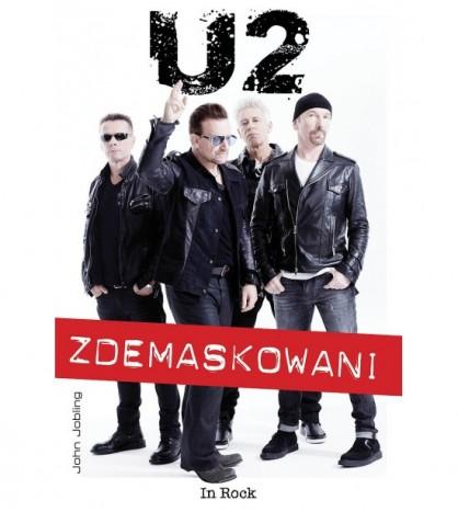 U2. Zdemaskowani - John Jobling (oprawa miękka)