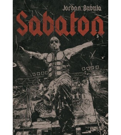 SABATON. LWY PÓŁNOCY - Jordan Babula (oprawa miękka)