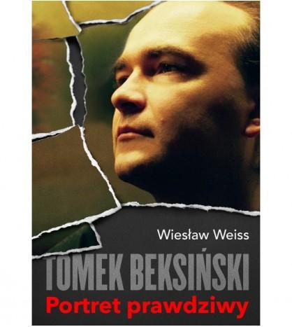 Tomek Beksiński. Portret prawdziwy - Wiesław Weiss (oprawa twarda)
