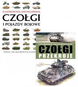 Kompendium wiedzy na temat czołgów w dwóch fantastycznych albumach