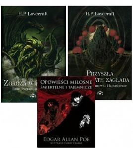 Mistyczny świat Lovecrafta i Poego (oprawa twarda)