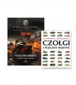 Dwie książki, które zagwarantują Ci sukces na polach walki World of Tanks