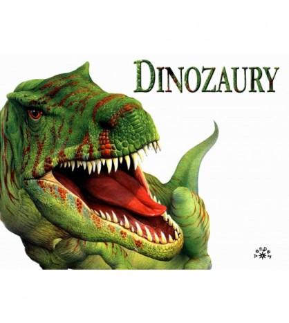 Dinozaury - Pod redakcją Veroniki Ross (oprawa twarda)