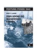 DWA KROKI DO MASOWEGO GROBU - Kurt F. Lange (oprawa miękka)