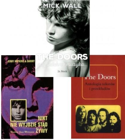 The Doors Antologia tekstów i przekładów, Nikt nie wyjdzie stąd żywy oraz Biografia The Doors