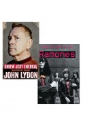Historia zespołu RAMONES oraz JOHN LYDON biografia