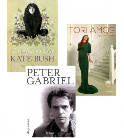 Peter Gabriel, Kate Bush, Tori Amos - Pakiet