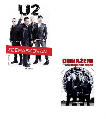 U2 i Depeche Mode