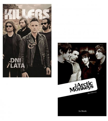 Arctic Monkeys oraz THE KILLERS - Pakiet