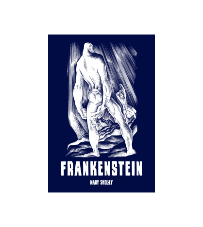 Frankenstein - Mary Shelley (oprawa twarda)