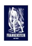 Frankenstein - Mary Shelley (oprawa twarda)