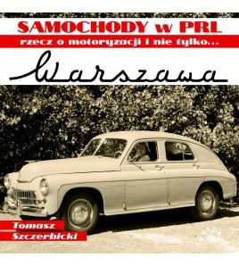 WARSZAWA - Tomasz Szczerbicki (oprawa twarda)
