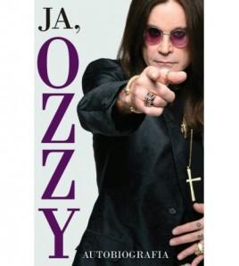 JA, OZZY. AUTOBIOGRAFIA - Ozzy Osbourne (oprawa twarda) - powystawowa