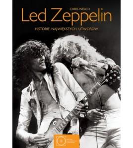 Led Zeppelin. Historie największych utworów (oprawa miękka) powystawowa