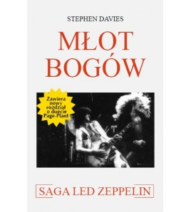 Młot Bogów Saga LED ZEPPELIN - Stephen Davies (oprawa miękka) - powystawowa