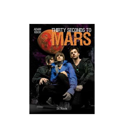 THIRTY SECONDS TO MARS - Adam Kisch (oprawa miękka) - Powystawowa