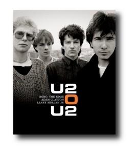 U2 o U2 Album (oprawa twarda) ALBUM - powystawowa